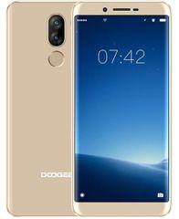 Doogee X60, zlatý