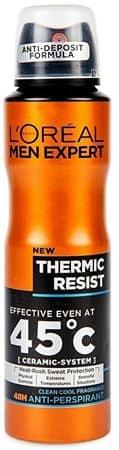 Loreal Paris Izzadásgátló spray férfiaknak Men Expert Thermic Resist 150 ml