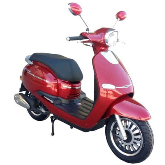 CLS MOTORCYCLE CLS CRUISE 125i červený