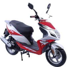 CLS MOTORCYCLE CLS OZZY 125i červený
