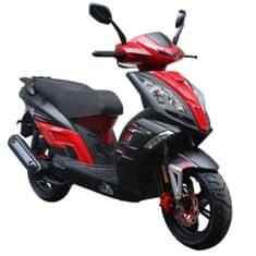 CLS MOTORCYCLE CLS BLADE 125i EFI červený