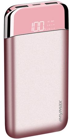 REMAX MyMAx MP10 PowerBank 10000mAh Rose Gold (EU Blister) 2440341