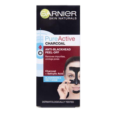 Garnier maska za obraz Skin Naturals, Pure Active Peel off, 50ml