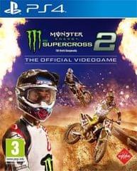 Milestone Monster Energy Supercross – The official Videogame 2 (PS4) – datum izlaska: 8.2.2019