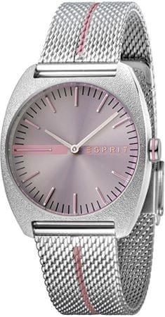 Esprit Spectrum Purple Stripe Mesh ES1L035M0055