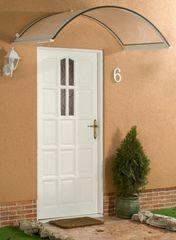 LanitPlast bejárati tető LANITPLAST ONYX 160/75 fehér
