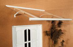 LanitPlast stříška nad dveře LANITPLAST OTIS 160/85 bílá