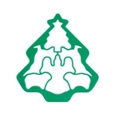 Tescoma DELÍCIA karácsonyi multi sütemény kiszúró