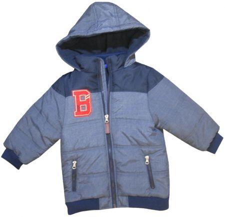 Carodel kurtka chłopięca 98 niebieska