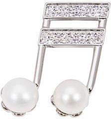 JwL Luxury Pearls Brož nota JL0446