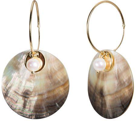 JwL Luxury Pearls Exkluzív fülbevaló 4in1 a JL0458 jobb gyöngyökkel ezüst 925/1000