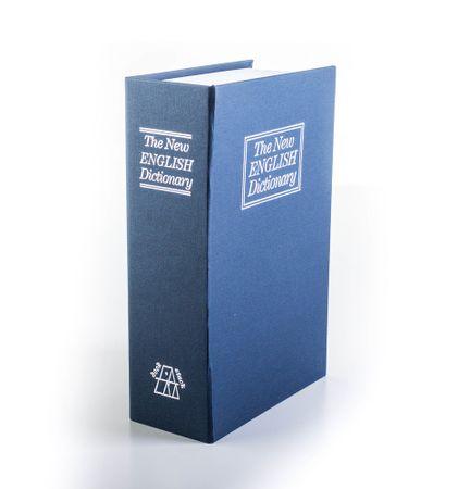G21 sejf Książka 180 × 115 × 55 mm niebieski