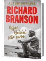 Branson Richard: Virgin - Hledání sebe sama
