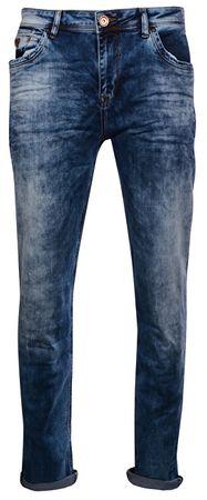 Cars-Jeans Férfi kék nadrág robbanás Stoneused 7,842,806.34 (méret 36)