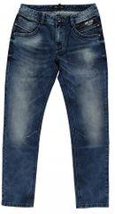 Cars-Jeans Pánské modré kalhoty Blackstar Stone Albani 7403806.34