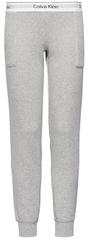 Calvin Klein Dámske tepláky Modern Cotton Line Extension Bottom Pant Jogger QS5716E -020 Grey Heather
