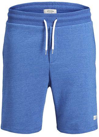 Jack&Jones Férfi nadrág Jorhouston Sweat Short az Noos Nautical Blue (méret S)