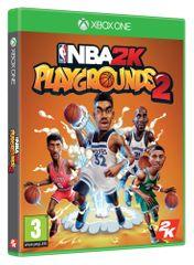 Take 2 igra NBA 2k: Playgrounds 2 (Xbox One)