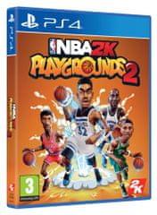 Take 2 igra NBA 2k: Playgrounds 2 (PS4)