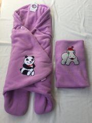Emitex otroška vrečka ZOE + odeja
