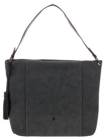 Tom Tailor sötétszürke táska Lara