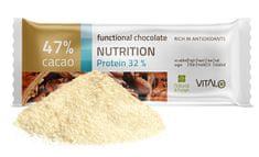 Vitalo Funkčné čokoláda Nutrition - Protein 32% 25g