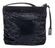 Tom Tailor ženska torbica za čez rame Milla, črna
