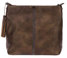 Tom Tailor Bronzová kabelka Flori - zánovní