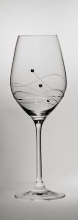 B. Bohemian kozarci za belo vino GRAVITY, 360 ml, 2 kosa
