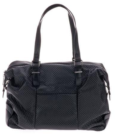 Claudia Canova ženska torbica Emmeline, črna