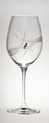 B. Bohemian kozarci za rdeče vino GALAXY 2, 470 ml, 2 kosa