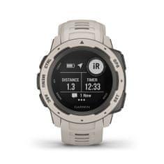Garmin zegarek Instinct, biały/szary