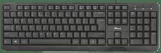 Trust Ziva Multimedia Keyboard, CZ/SK (22173)