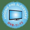 DVB-T2 televízory
