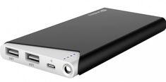 Sandberg prenosna baterija Powerbank 10.000 mAh, z LED svetilko