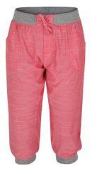 Loap Spodnie kobiety Capri Nesfera Geranium różowy CLW1762-J27J