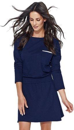 Numinou dámské šaty 36 tmavě modrá