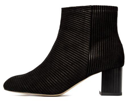 L37 dámská kotníčková obuv Easy Style 36 čierna