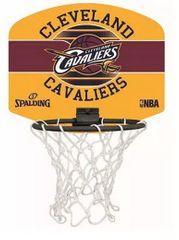 Spalding mini sobni košek Cleveland Cavaliers