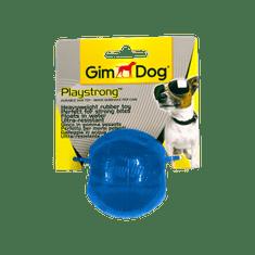 Gimborn Hračka Gimborn Playstrong z tvrzené gumy modrá 8 cm