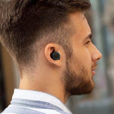 Bezdrátová sluchátka Niceboy HIVE pods ergonomická konstrukce