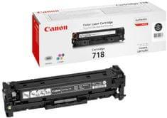 CANON 2662B002 (CRG-718) Toner, Fekete