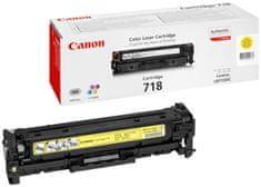 CANON CRG-718Y, sárga (2659B002)