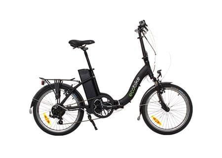Eco Bike Elektrokolo skládací EVEN BLACK