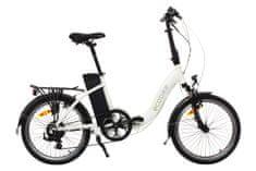 Eco Bike Elektrobicykel EVEN WHITE