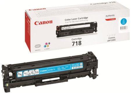 Canon toner Cyan CRG-718 (2661B002AA)