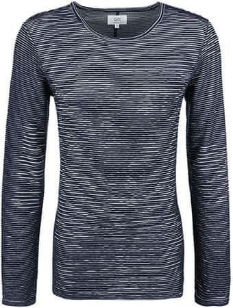 207b8a514b7ea Q/S designed by Pánske modré tričko s dlhým rukávom (Veľkosť M ...