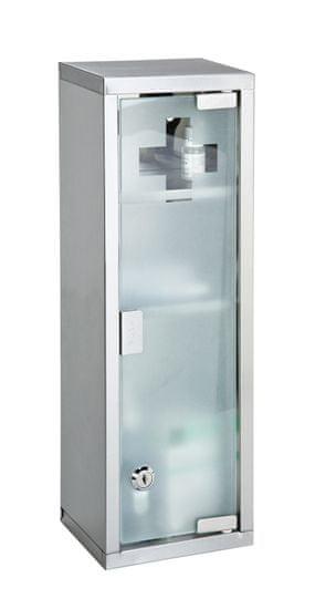 TimeLife Lékárnička závěsná 45x15 cm