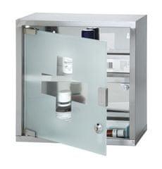 TimeLife Lékárnička závěsná 30x30 cm