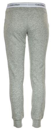 157da43a4bda3f Calvin Klein spodnie dresowe damskie S szary | MALL.PL